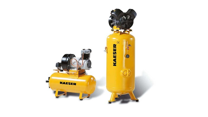 KCT reciprocating compressor